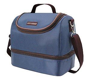 Bolsa Térmica dupla azul Essencial Jacki Design
