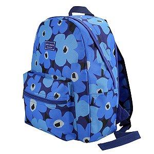 Mochila Papoula Jacki Design Azul