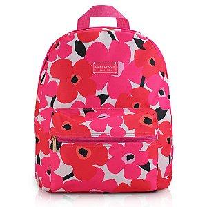 Mochila Papoula Jacki Design Pink