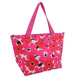 Bolsa Papoula Jacki Design Pink