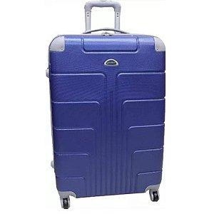 Mala Para Viagem Abs Azul Tamanho Médio Cruzeiro