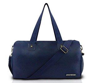 Bolsa de viagem masculina Jacki Design Azul coleção For Men