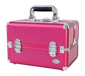 Maleta multiuso jacki Design profissional P Pink