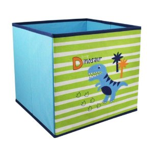 Caixa Organizadora Infantil pequeninos Jacki Design dino