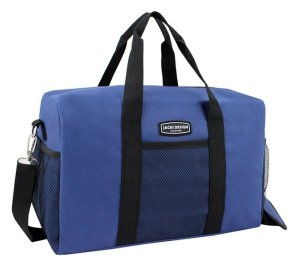 Bolsa de bordo para viagem Jacki Design Azul