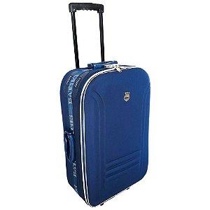 Mala De Viagem Grande azul Com Segredo Et665-1 Batiki