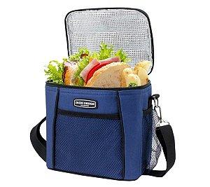 Bolsa Térmica G superior Jacki Design Azul