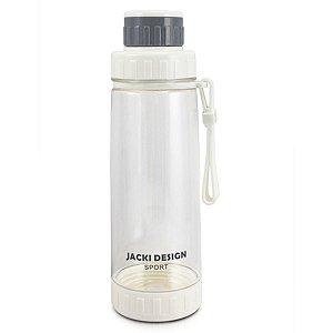 Squeeze com Alça 650ml Jacki Design Branco