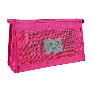 Necessaire compacta Jacki Design Pink