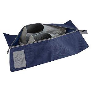 Bolsa porta Calçados Azul Jacki Design