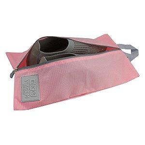 Bolsa porta Calçados Rosa Jacki Design