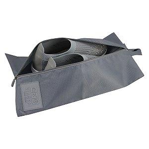 Bolsa porta Calçados Cinza Jacki Design