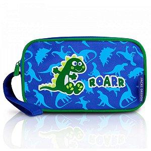 Estojo Escolar Infantil Masculino dragão Jacki Design