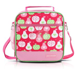 Lancheira Térmica Infantil Rosa Kids Jacki Design