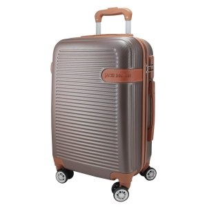 Mala de Viagem de Bordo Premium Bronze Giro 360 jacki Design