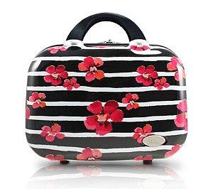 Frasqueira viagem Floral Bossanova Jacki Design