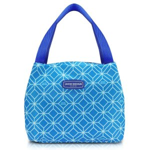 Bolsa lancheira Térmica de mão M Fresh Azul Jacki Design