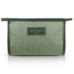 Necessaire Envelope Be You Em Poliéster Verde Jacki Design