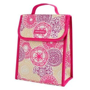 Bolsa Térmica Academia pink Linha Fitness Jacki Design