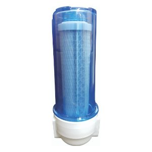 """Filtro Purificador De Água Para Chuveiro Elimina 98% Cloro 9.3/4"""" Conexão 1/2"""""""