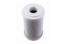 Refil Filtro Carbon Block 5 98% Para Chuveiro Ducha