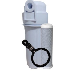 """Filtro Purificador De Água Elimina 98% Cloro 9.3/4"""""""