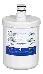 Refil Filtro De Agua Interno Geladeira Side By Side LG Lt500