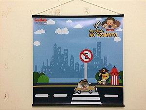 Cartaz Para Sala de Aula Educação de Trânsito