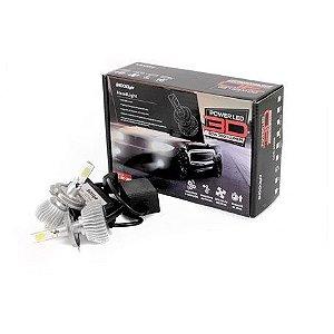 Kit Super Led Headlight 3D H4 3600 lumens