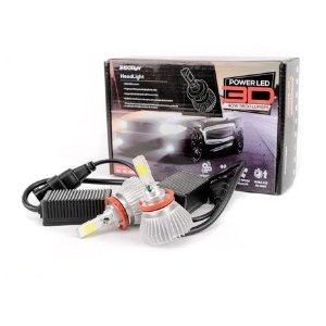 Kit Super Led Headlight 3D H11 3600 lumens