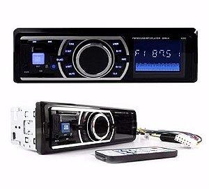 Rádio MP3 Player Automotivo