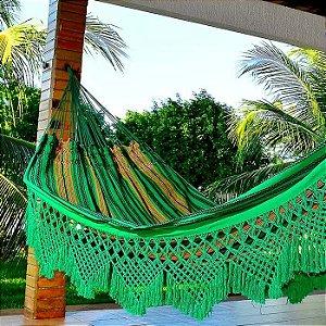 Redes de Dormir Casal Catarinense Verde