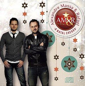 """CD """" O Natal Chegou"""" Alexandre Massa & Rafael"""