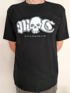 DUPLICADO - Camiseta Millencolin - MCSkull  - Preta