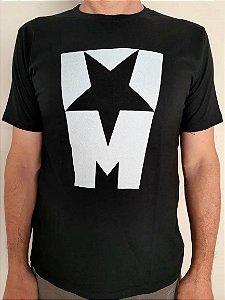 DUPLICADO - Camiseta Millencolin - Star - Preta