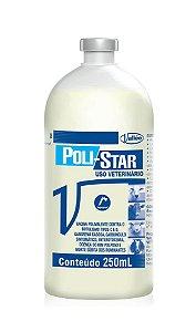 Vacina Poli Star - 250ML (50 Doses)