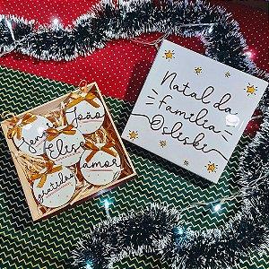 Kit de Natal Personalizável
