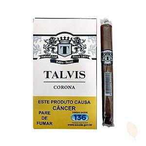 Charuto Talvis Corona Tradicional - Caixa 5 unid.