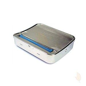 Bolador Automático de Metal para Cigarro de 110mm