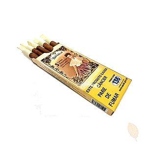 Charutinho Baronesa sabor Chocolate - Com Piteita