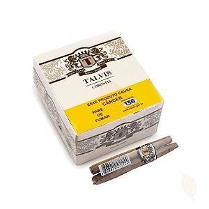 Caixa Cigarrilha Talvis Coronita Brown - 60Unid