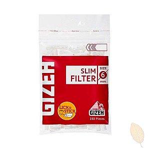 Filtro para Cigarro Gizeh 6mm