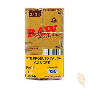 Tabaco Raw Classic para Cigarro