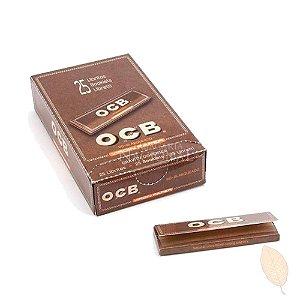 Caixa de Seda OCB Brown