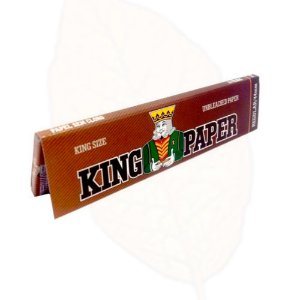 Seda King Paper King Size Unbleached