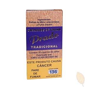 Cigarro de Palha Prado Tradicional