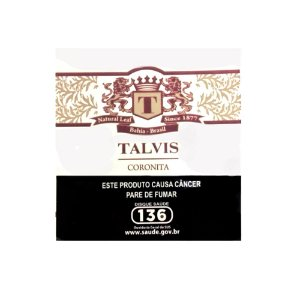 Cigarrilha Talvis Coronita Brown