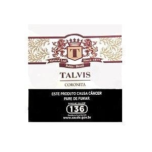 Cigarrilha Talvis Coronita Brown