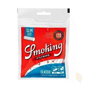 Filtro Smoking Slim Size para Cigarro