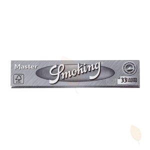 Seda Smoking Master Cinza King Size